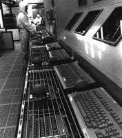 La tecnologías de la información, en su proceso productivo.