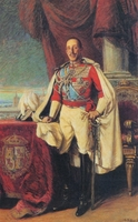 Alfonso XIII, 1929.