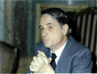 Cristóbal Halffter.