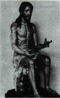 El Señor del Mar. Escultura criolla en El Callao. Siglo XVII.
