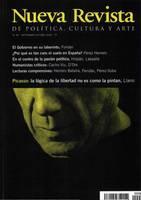 Nueva Revista 095, Portada