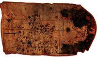 Mapa de Juan de La Cosa.