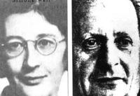 Simone Weil y Emmanuel Levinas