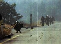 Batalla de Dubrovnik.