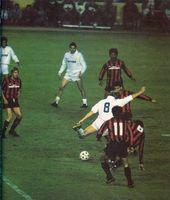 Real Madrid-Milán, un ejemplo de libre circulación de profesionales en la CEE.