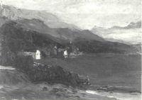 W Kandinsky. Kochel (1902) [Catálogo de la exposición, nº 3]