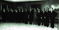 Año 1982. El primer Gobierno del PSOE, presidido por D. Felipe González.