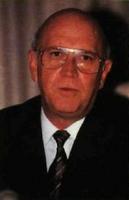 Frederick De Clerk.
