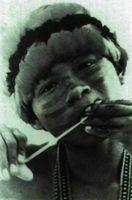 Indio peruano del Amazonas.