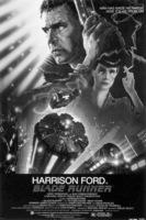 Cartel del estreno de la película Blade Runner.