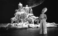 """Escenografía de la ópera """"El anillo de Nibelungo"""""""