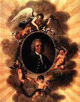 Retrato de Linneo.
