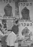 Rabin asesinado.