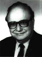 Seymour Martin Lipset.