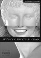 """Portada del libro """"Retórica clasica y publicidad""""."""