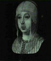 La reina Isabel La Católica.
