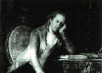 Jovellanos. Retrato de Goya.