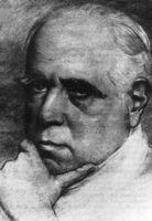 Eugenio d'Ors por B. Lázaro