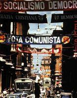 El ambiente abigarrado de las elecciones italianas se repetirá en las de 1992.