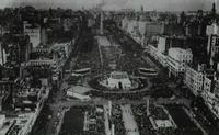 Avenida 7 de Julio. Buenos Aires.