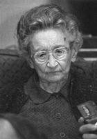 La poetisa Ernestina de Champourcin