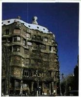 Gaudí. Casa Milá-Pedrera-