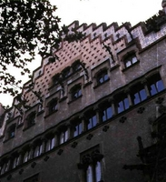 Instituto Amatller. Puig i Cadafalch.