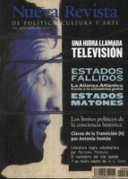 Nueva Revista-85 Portada