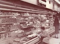 Supermercado madrileño.