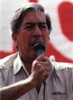 Mario Vargas Llosa, Perú.