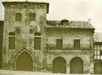Torre de Don Borja, sede de la Fundación Santillana (Santillana del Mar).