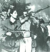 La batalla de diciembre de 1989 en pleno centro de Bucarest.