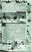 Códice de la Crónica del rey don Jaime I, que fue rey de Aragón y, por tanto, un rey hispano.