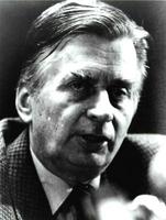 Josef Antall, primer ministro húngaro.