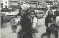 Familia típica del pueblo Ejino