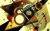 Sin título. 1922, V. Kandinsky.