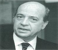 Francisco Fernández Ordoñez, ministro de Asuntos Exteriores.