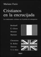"""Portada del libro """"Cristianos en la encrucijada""""."""