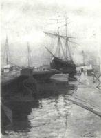 W. Kandinsky, El puerto de Odessa (1899)&lt;br /&gt;<br /> [Catálogo de la exposición, nº 1]