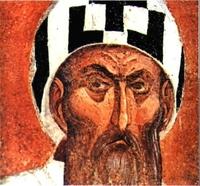 Fresco de la iglesia de san Salvador de Cora, Constantinopla (siglo XIV).