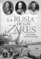 """Portada del libro """"La Rusia de los Zares""""."""