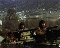 El ejército yugoslavo a las puertas de Plitvichka.
