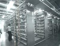 Comunicaciones centrales telefónicas.