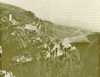 Antigua ermita de Torreciudad. Año 1904.