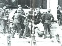 Matanza en la Plaza de Tiananmen.