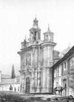 Iglesia de San Juan de Letrán, 1861, Valladolid.