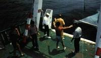 Investigadores participantes en la Campaña Oceanográfica Fauna I.