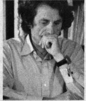 Iannis Xenakis (1922-2001) Griego de nacimiento y que fallece el 4 de febrero en París donde paso sus ultimos días.