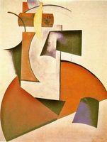 Rodchenko. Oleo sobre lienzo (1919).