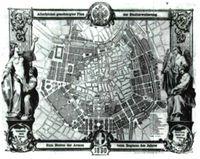 La reforma urbanística vienesa en 1860.
